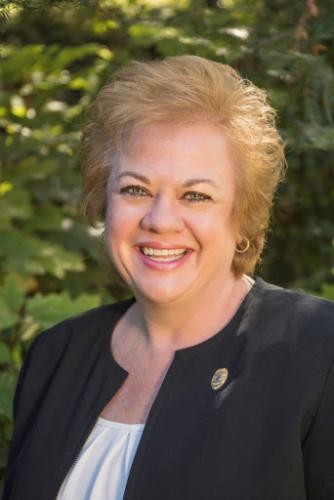 Chief Probation Officer Tanja Heitman