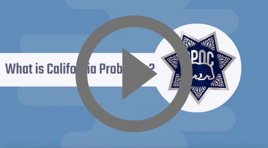 Video: What is California Probation?