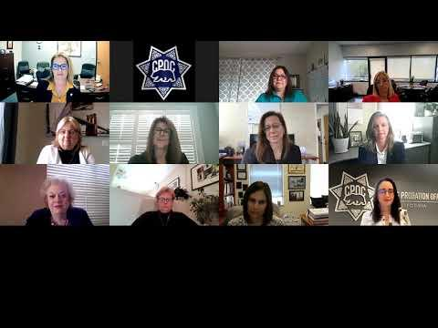 Breaking Through: A Conversation with the Female Leaders of California Probation