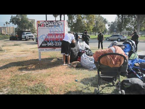 Probation Officers in San Bernardino County Develop Homeless Outreach Unit